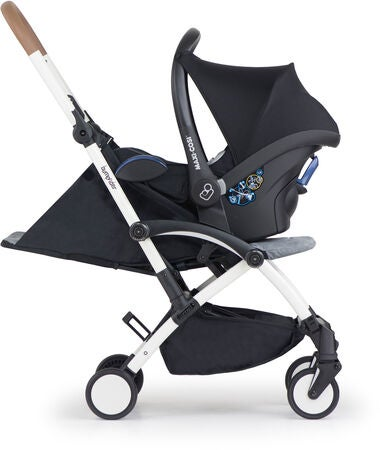Bumprider Connect Buggy, Black/Black