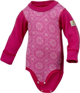 Janus Prins & Prinsess Body Wolle, Rose Red