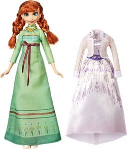 Disney Die Eiskönigin 2 Doll And Fashion Anna