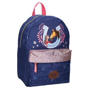 Spirit Riding Academy Rucksack, Navy
