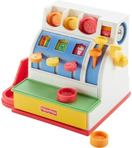 Fisher-Price Registrierkasse