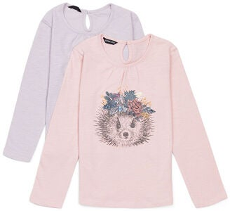 Luca & Lola Martina Top 2er-Pack, Light Pink