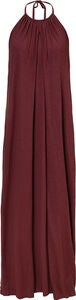 Boob Air Halterneck Kleid, Port Red