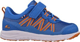 Viking Holmen Sneaker, Blue/Orange