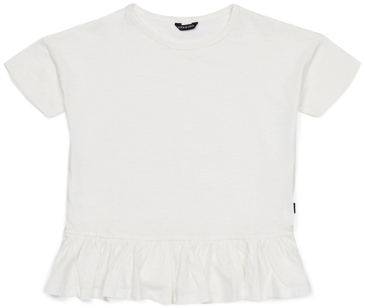 Luca & Lola Natalia Top, White