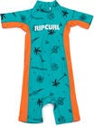 Rip Curl Groms UV-Anzug, Turquoise