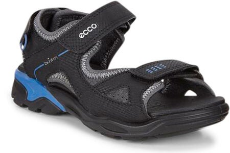 ECCO Biom Raft Sandalen, Black/Dark Shadow
