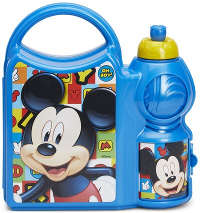 Disney Minnie Maus Icon Combo Lunchset