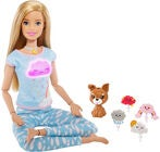 Barbie Wellness Docka Meditation