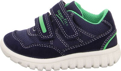 Kaufen Superfit Sport7 Mini Sneaker, BlueGreen | Jollyroom
