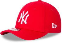 New Era League Essential 9FORTY KIDS NEY Baseballcap, Front Door Red/White
