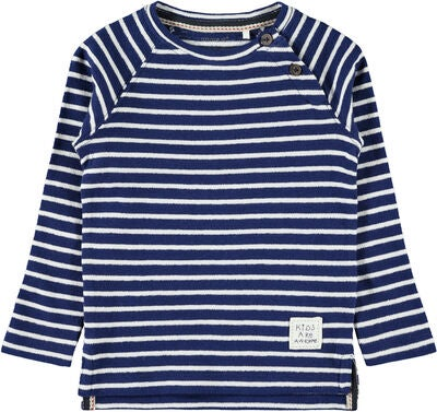 Name It Kino Pullover, Blue Depths
