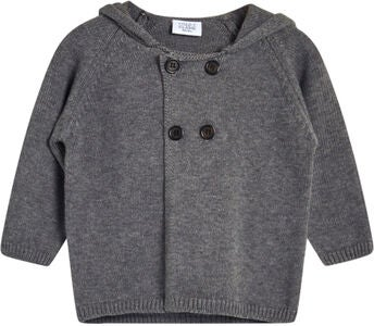 Hust & Claire Cookie Pullover, Grey Blend