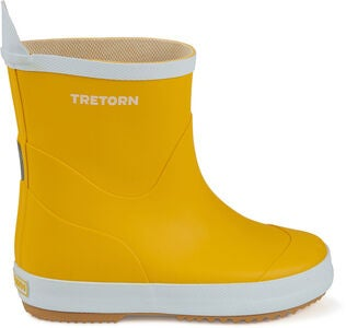 Tretorn Wings Gummistiefel, Yellow