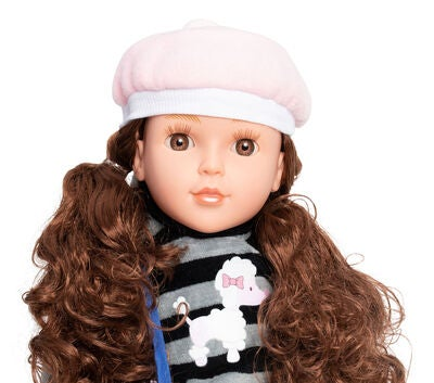 Cloudberry Castle Puppe Brunette 46 cm