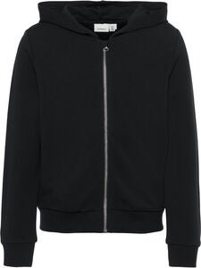 Name it Lornelia Kapuzenpullover, Black
