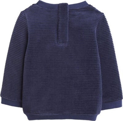 Tom Joule Billy Pullover, Navy Fluffy Sheep