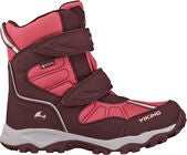 Viking Bluster II GTX Winterstiefel, Wine/Red