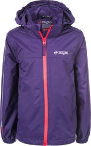 Zigzag Echo Jacke, Imperial Purple