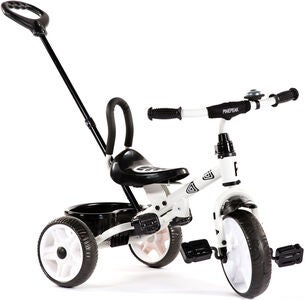Pinepeak Tricycle, Schwarz/Weiß