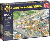 Jumbo Puzzle Jan van Haasteren The Locks 1000
