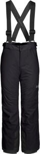 Jack Wolfskin Powder Mountain Winterhose, Black
