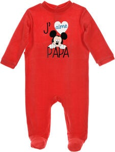 Disney Micky Maus Pyjamas, Red