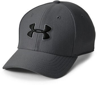 Under Armour Boy's Blitzing 3.0 Baseballcap, Graphite