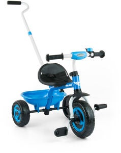 Milly Mally Turbo Dreirad, Blau