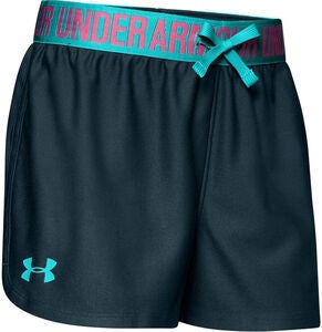 Under Armour Play Up Shorts, Tandem Teal