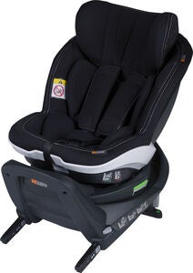 BeSafe iZi Twist i-Size Kindersitz, Premium Car Interior Black