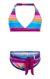 Color Kids UV-Bikini LSF 40+, Berry