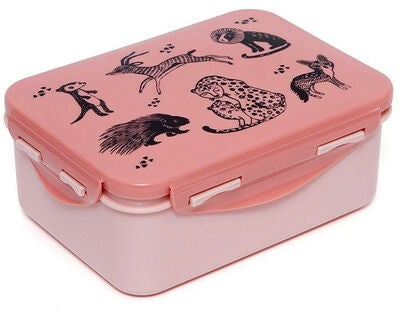 Petit Monkey Lunchbox Animals