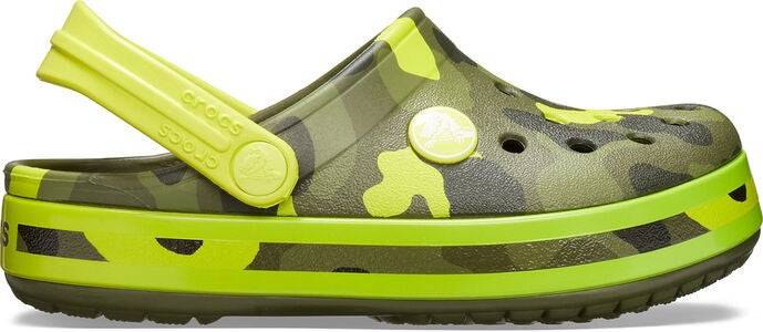 Crocs Multi Graphic Clogs, Citrus