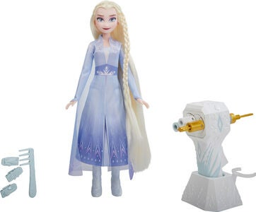 Disney Die Eiskönigin 2 Hair Play Puppe Elsa