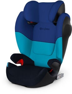 Cybex Solution M-Fix SL Kindersitz, Blue Moon