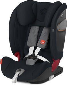 GB Everna-Fix Kindersitz, Velvet Black