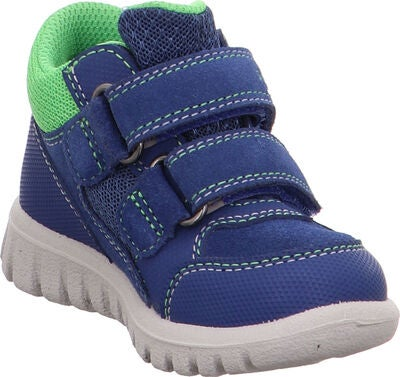 Superfit Sport7 GORE-TEX Sneakers, Blue/Green