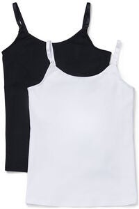 Milki Stilltop 2er-Pack, Black/White