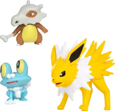 Pokémon Battle Figurenset 2