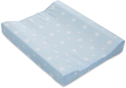 Beemoo Care Wickelauflage Star, Blau