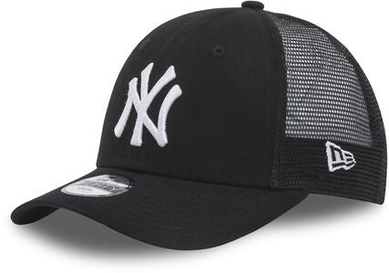New Era MLB 9Forty Kids Mesh Kappe, Black/White