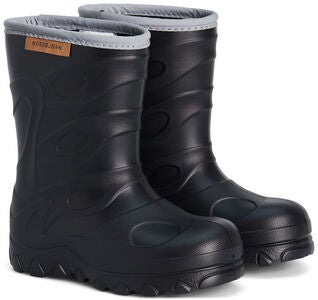 Nordbjørn Blizz Light Gummistiefel, Black