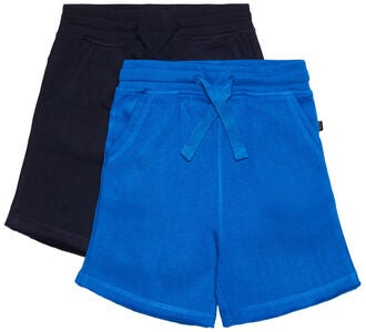 Luca & Lola Fabriano Shorts 2er-Pack, Night Sky/Blue