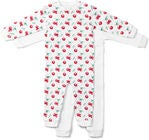 Tiny Treasure Maxime Jumpsuit 2er-Pack, White