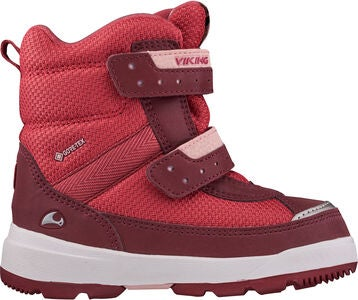 Viking Play II R GTX Winterstiefel, Dark Red/Light Pink