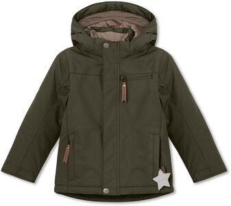 Mini A Ture Vesty Jacke, Forest Night