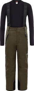 The North Face Snowquest Suspender Plus Hose, New Taupe Green
