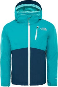 The North Face Snowquest Insulated Jacke, Kokomo Green
