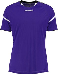 Hummel Auth. Charge SS Poly Trainingsshirt, Lila